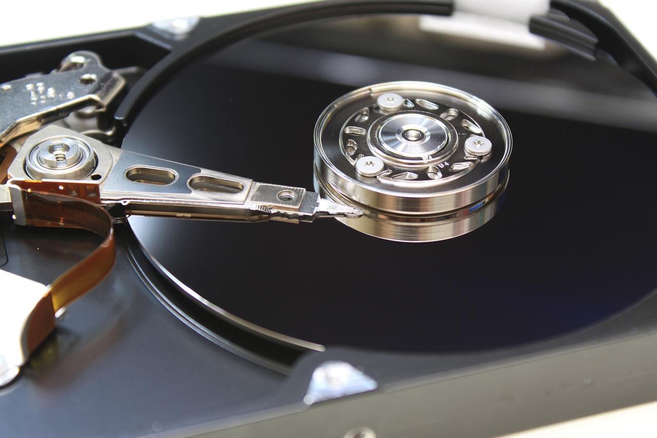 proces odzyskiwania danych