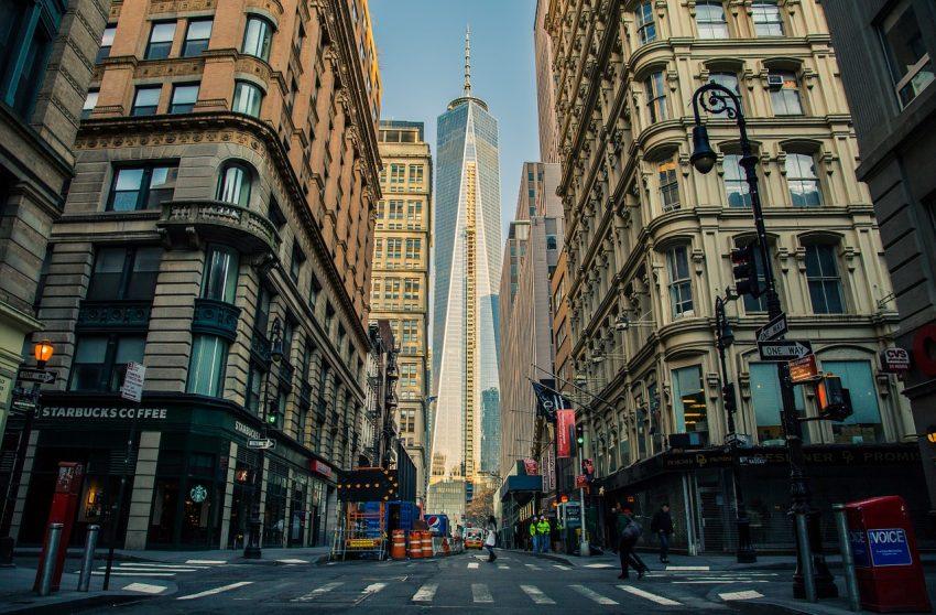 Nowy Jork- miasto ze stali
